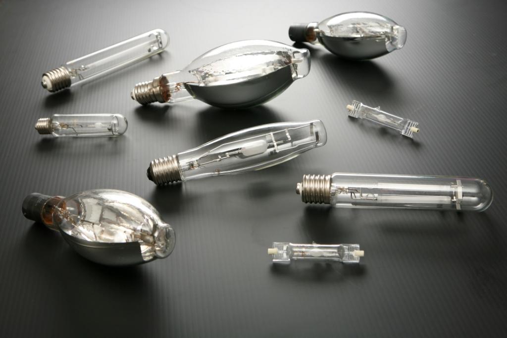 Газоразрядные лампы мощность, тип, принцип работы и давление
