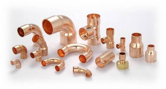 Медные трубы для отопления — разновидности и технология соединения