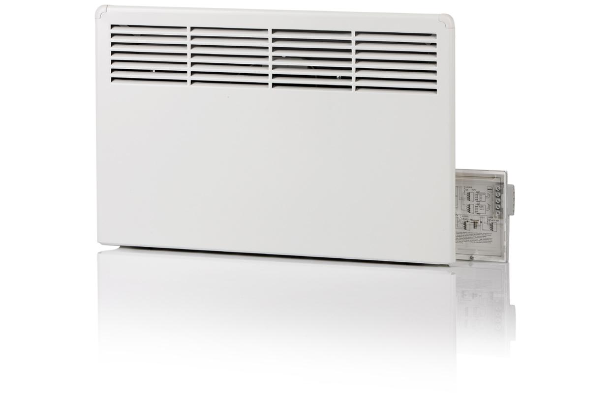 Конвекторы с электронными термостатами и цифровым управлением