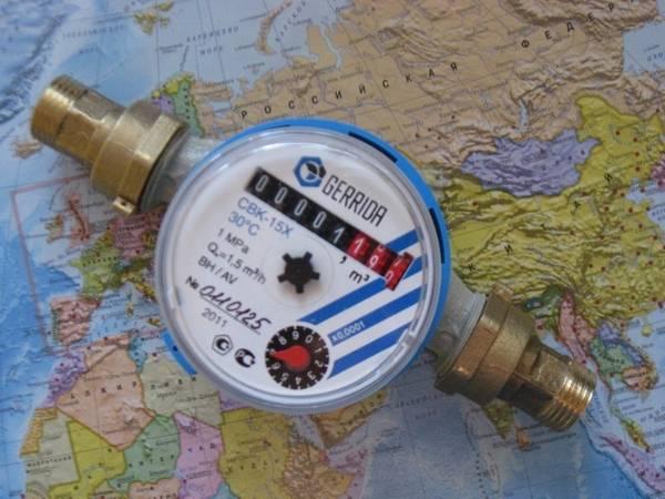 Счетчики воды как выбрать водосчетчик для квартиры и какой лучше установить