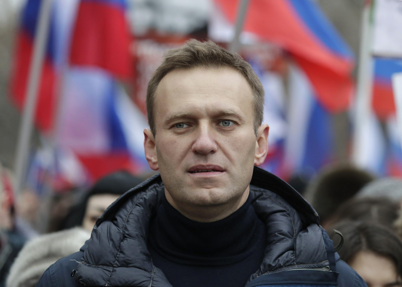 Где живёт алексей навальный?