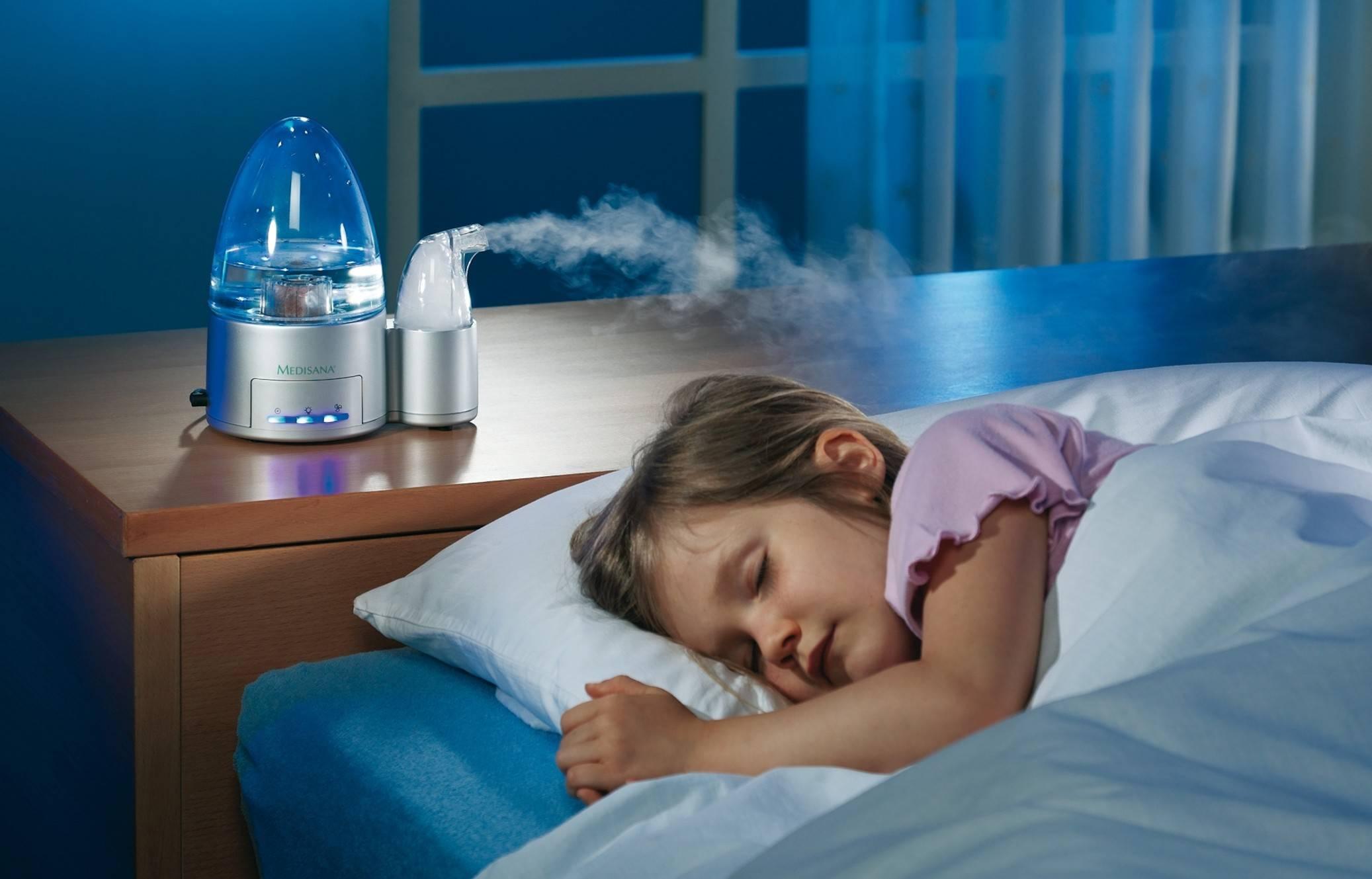 Как наливать воду в увлажнитель воздуха