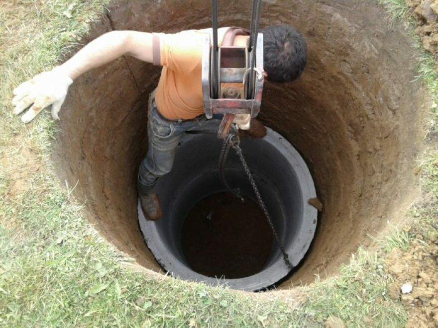 Как своими руками выкопать колодец: советы и видео