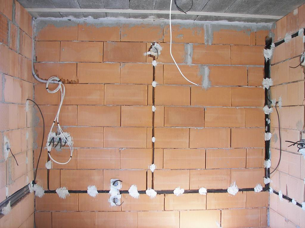 Электропроводка в частном доме своими руками