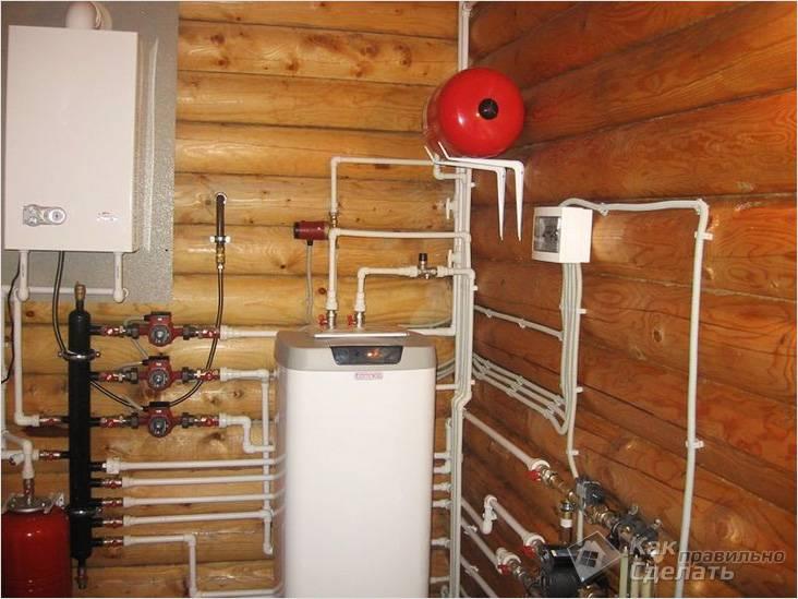 Как в частном доме провести отопление самому и правильно, схемы, как лучше проводить обогрев