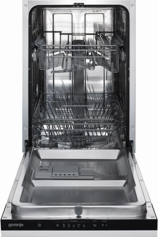 Подбор лучшей посудомоечной машины gorenje 45 см. : gorenje gs52214w, gorenje gs53314w