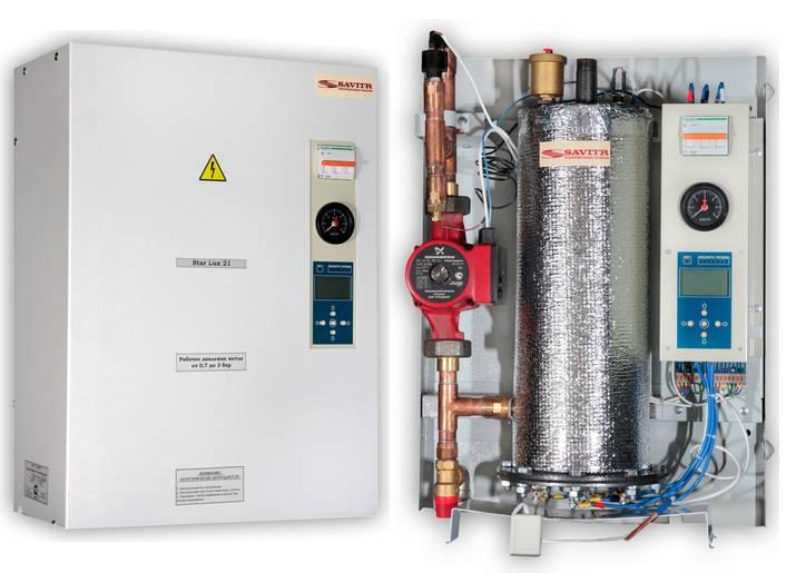Как выбрать двухконтурный электрокотел для дома