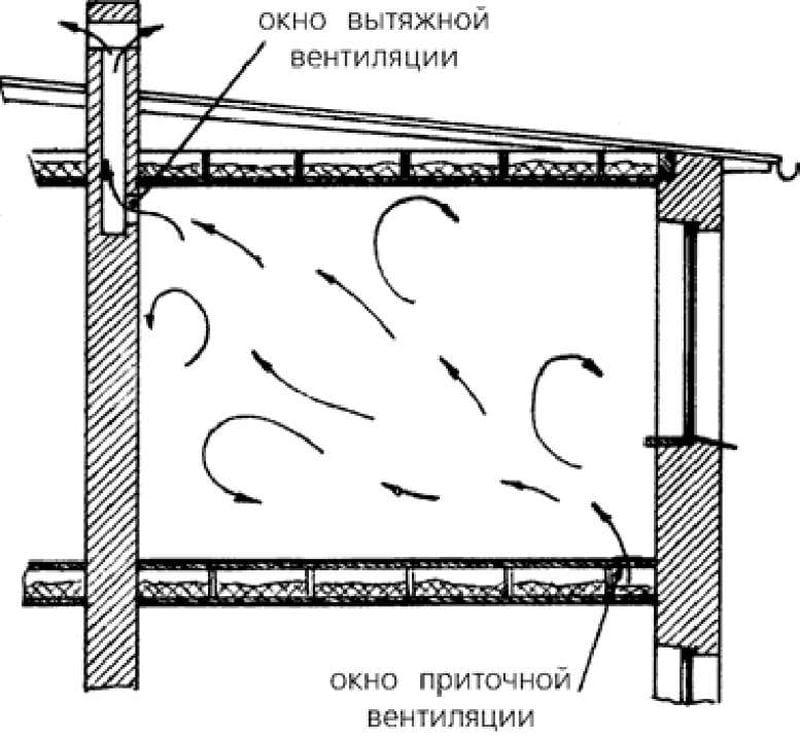 Как сделать вентиляцию в курятнике: счастье для птиц
