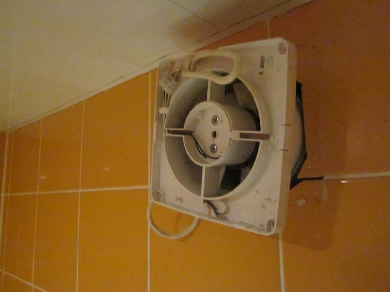 Вытяжка для ванной и туалета: тонкости создания проекта и нюансы обустройства системы
