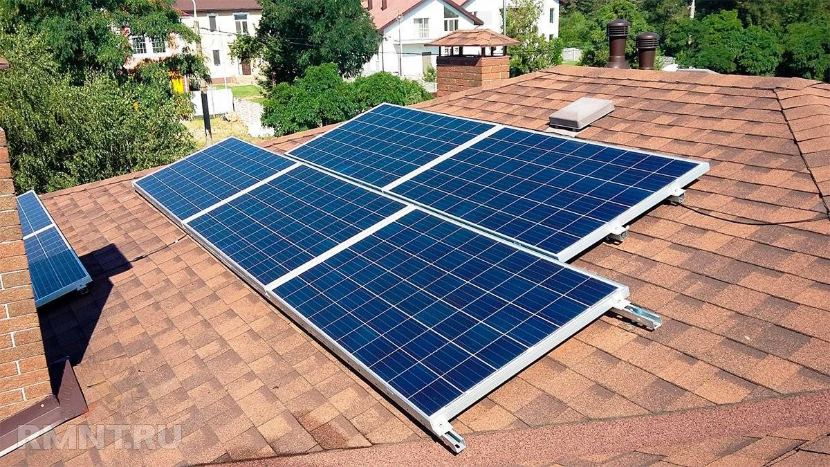 Способы солнечного отопления частного дома