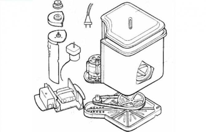 """Как стирать в стиральной машинке типа """"малютка"""""""