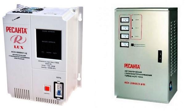 Особенности правильного выбора стабилизатора напряжения для холодильника