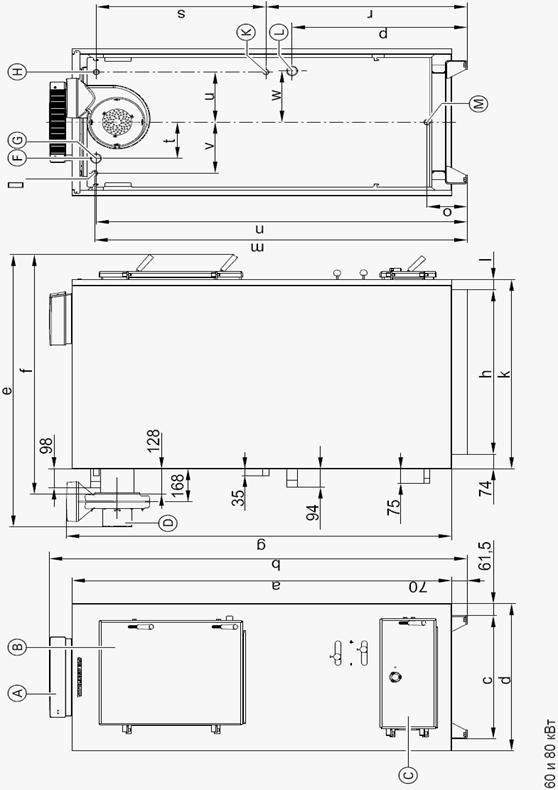 Варианты устройства и схем пиролизных котлов для изготовления своими руками