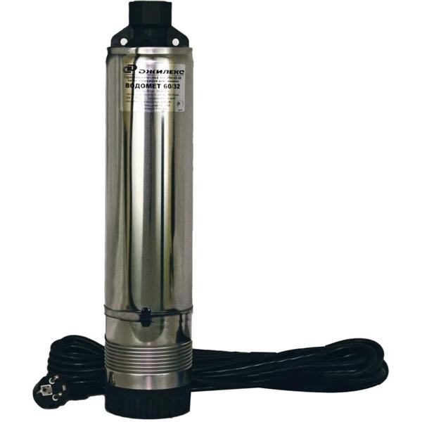 Водомет насос для скважин и колодцев погружного типа