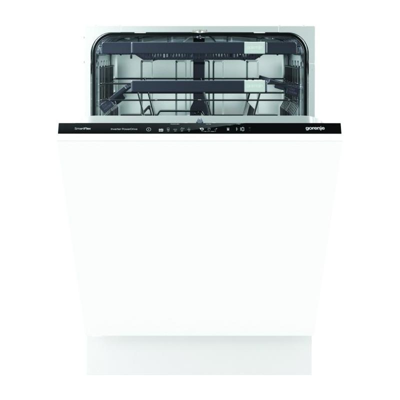 7 лучших посудомоечных машин gorenje