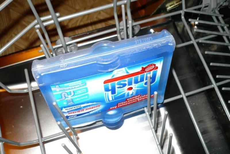 Какие моющие средства нужны для посудомоечной машины: рейтинг безопасных средств