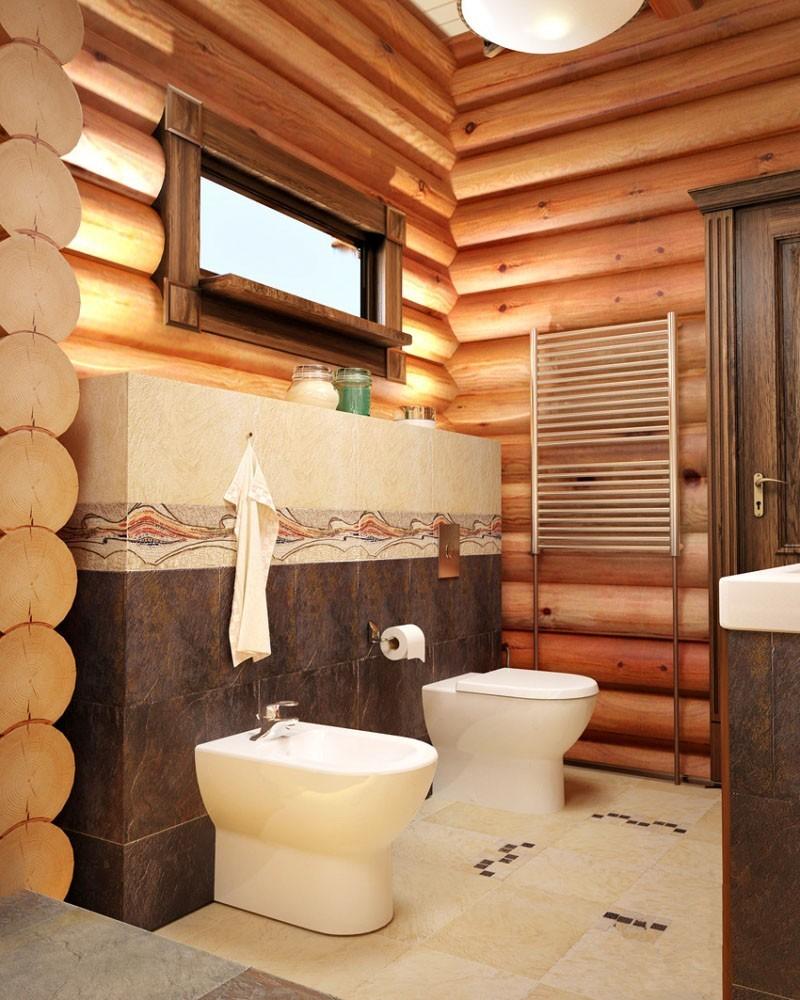 Ванная комната в деревянном доме: как ее грамотно обустроить | ремонт и дизайн ванной комнаты