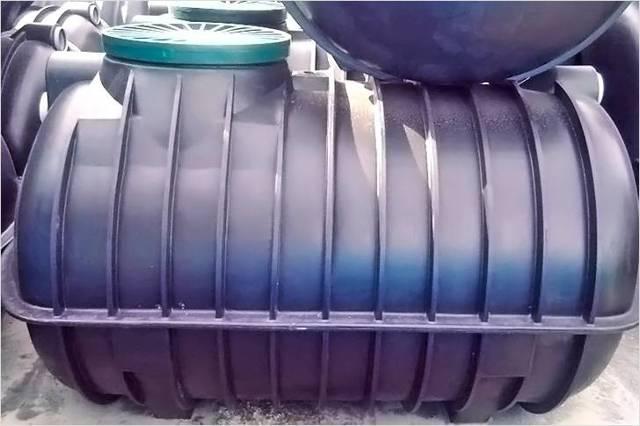 Септик дкс - особенности автономной канализации