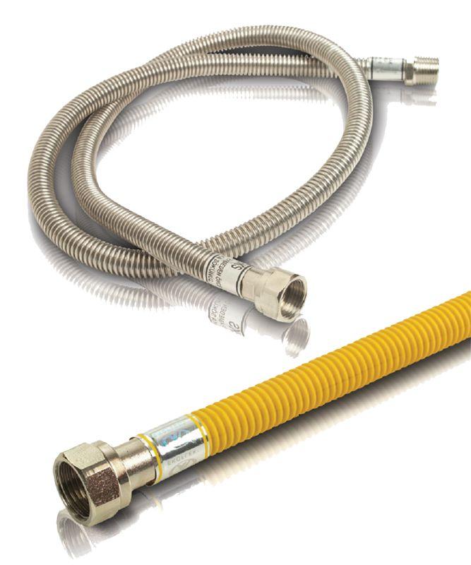 Подключение газовой плиты гибким шлангом: основные правила монтажа