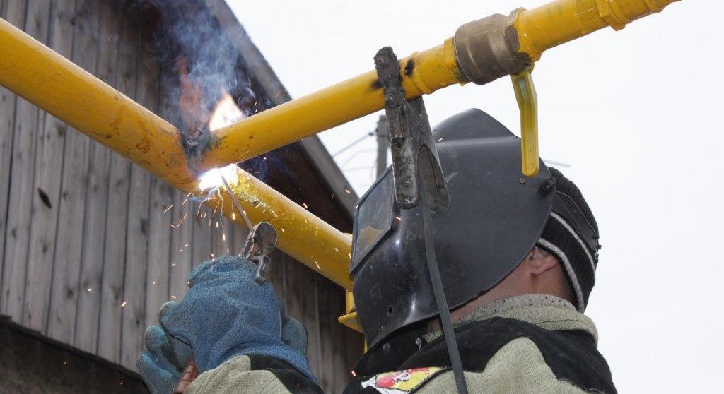 Как врезаться в газопровод: требования и порядок выполнения работ - точка j