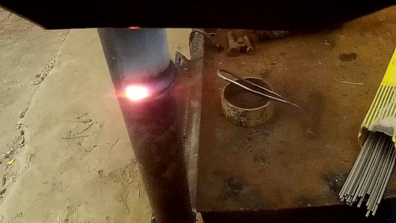 Как выполняется сварка неповоротных стыков труб – пошаговое руководство