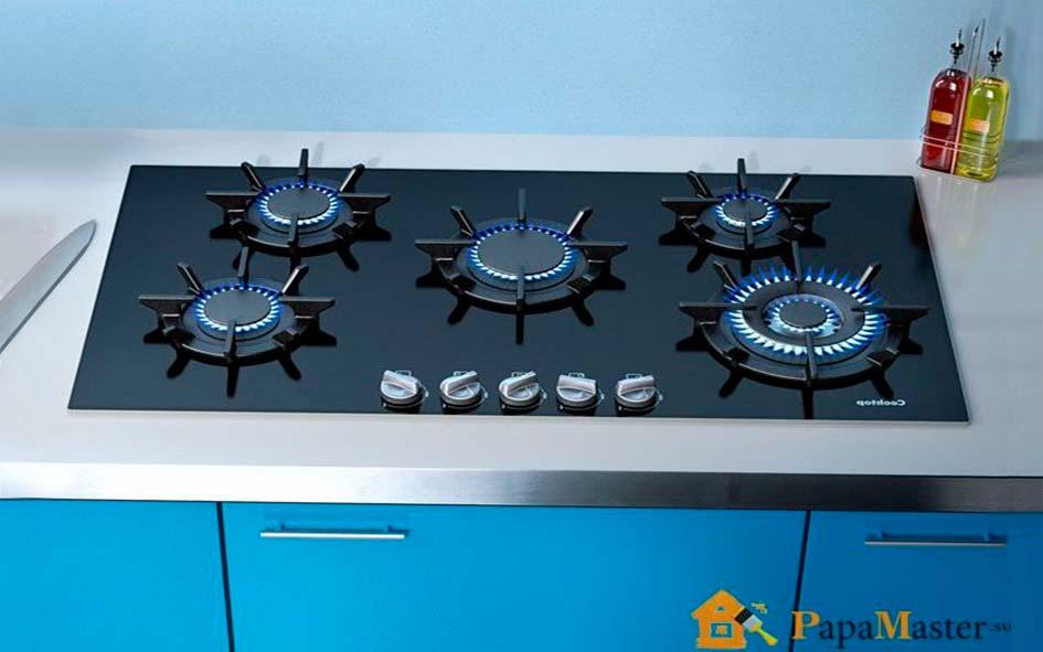 Что лучше варочная панель или газовая плита — разбираемся в особенностях