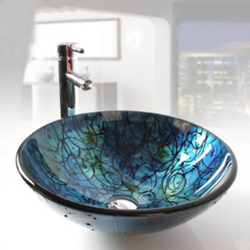 Стеклянные раковины для ванной комнаты: накладные или отдельно стоящие – модели, обзор производителей, фото и описания