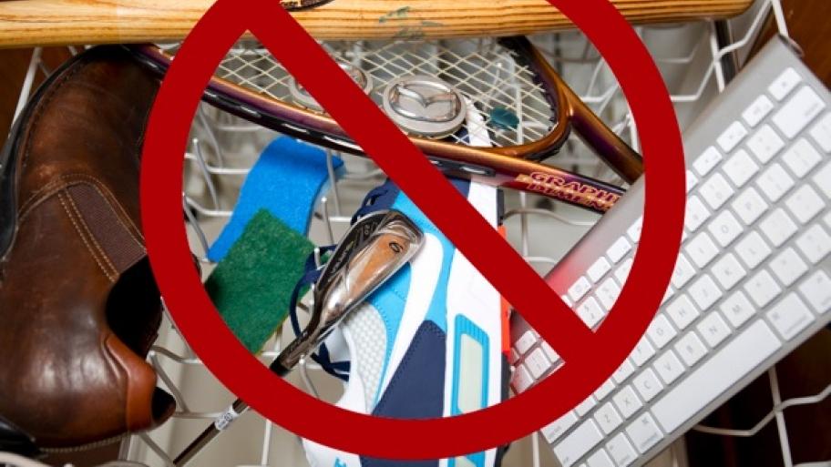 Список посуды которую нельзя мыть в посудомоечной машине