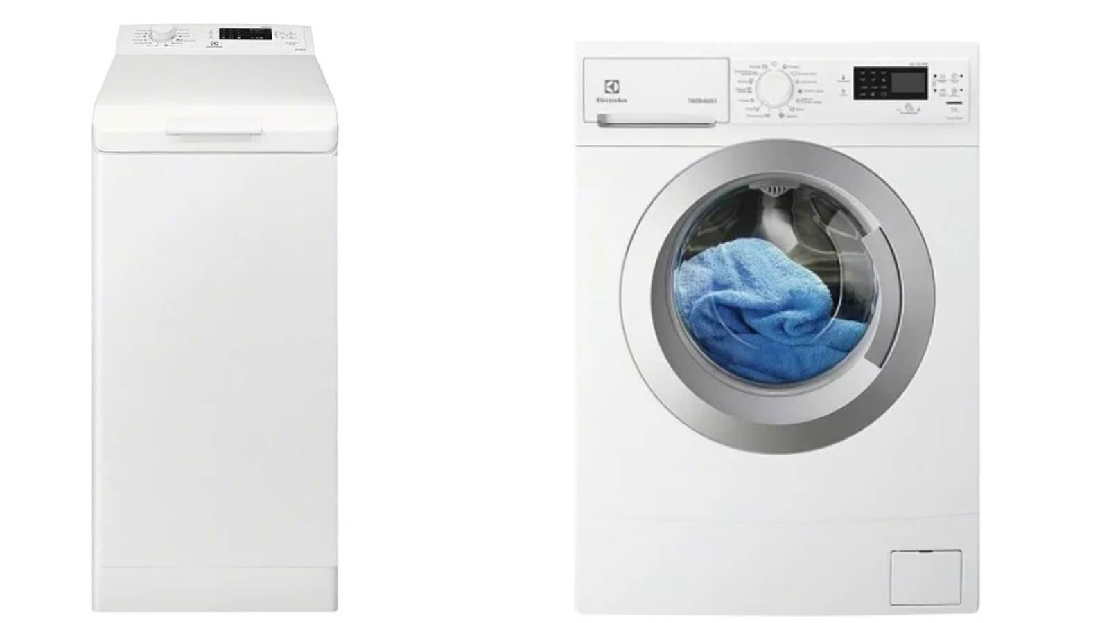 Топ 10 лучших стиральных машин с вертикальной загрузкой