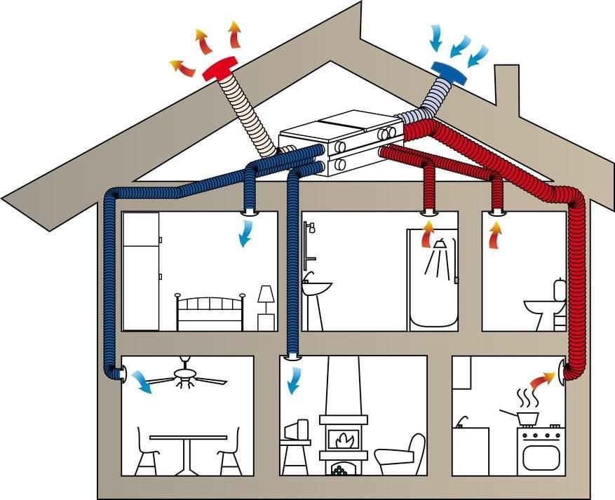 Почему в квартире вытяжка дует в обратную сторону: основные причины и способы устранения обратной тяги
