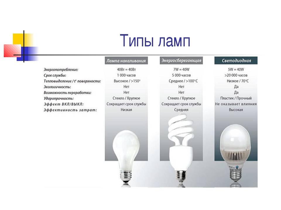 Как правильно выбрать лампочку для дома :: инфониак