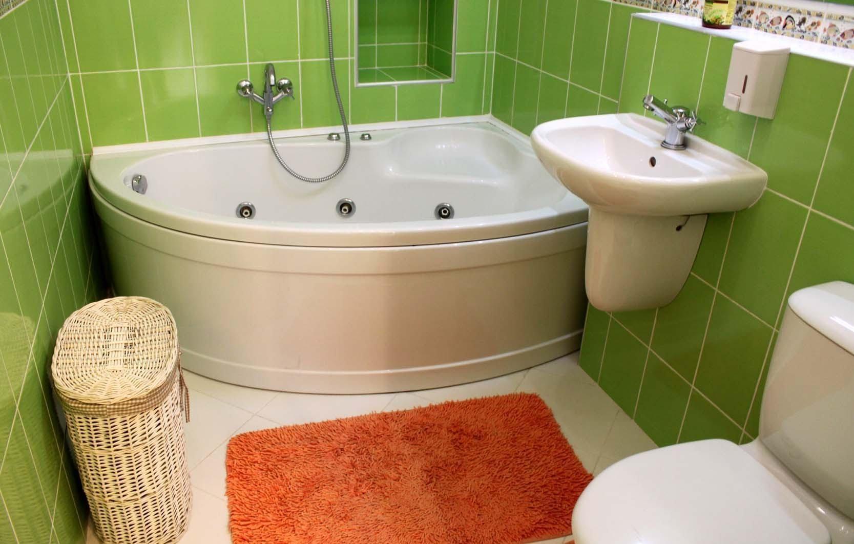23 идеи для удобной и уютной ванной + 50 фото