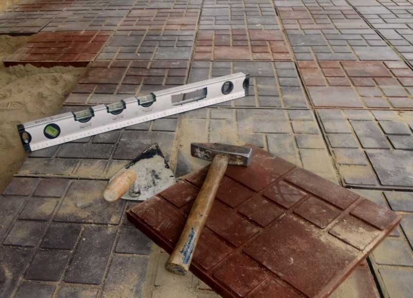 Технология изготовления декоративной плитки в домашних условиях