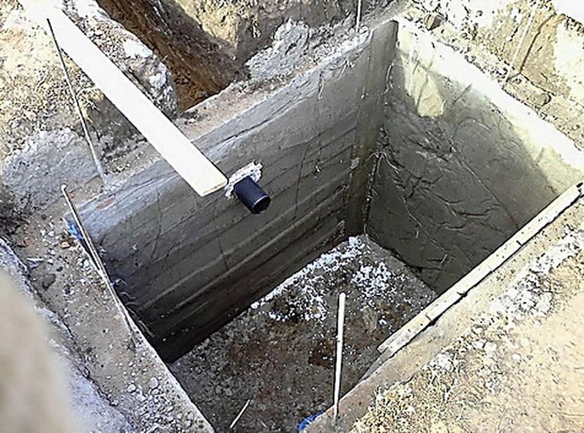 Как сделать сливную яму: требования к сооружению и пример возведения своими руками