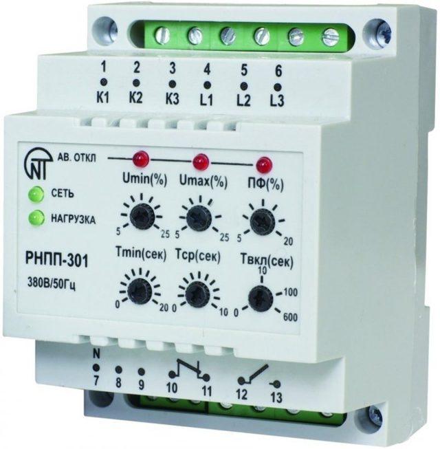 Реле контроля фаз – основное назначение, принцип работы и схема подключения. топ-лучших производителей электрооборудования!