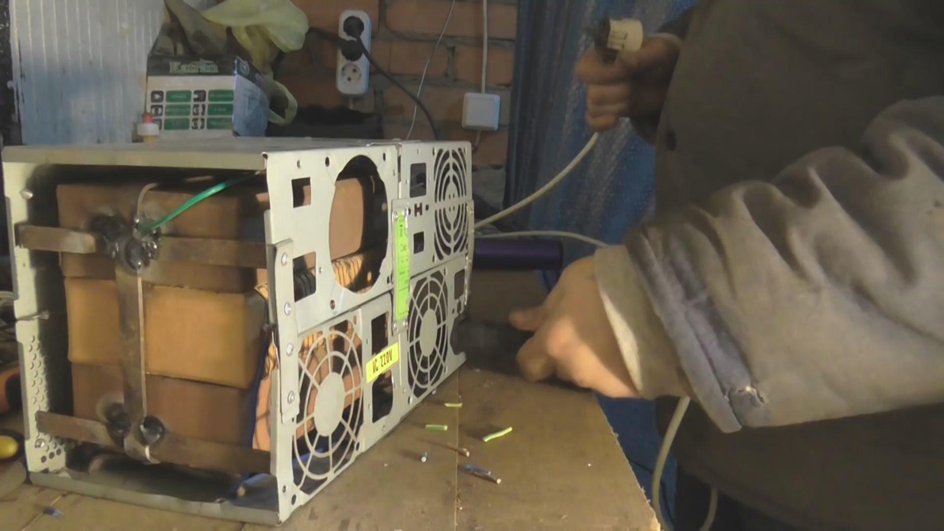 Тепловентилятор своими руками - простые пошаговые инструкции