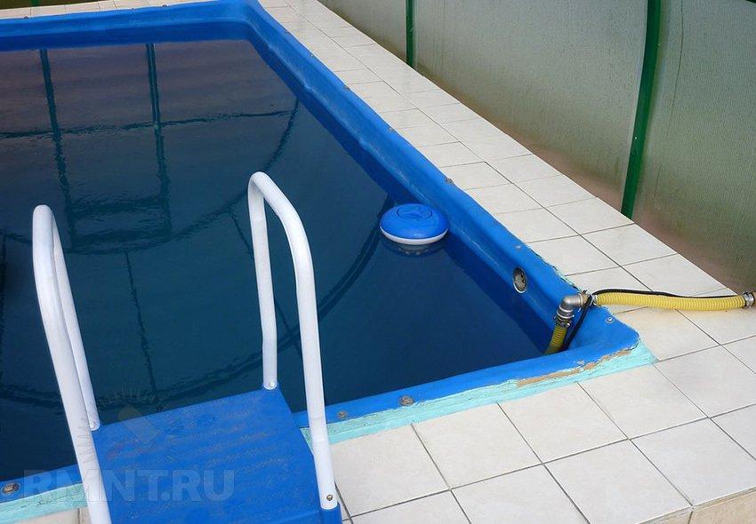 Виды подогрева воды в бассейне