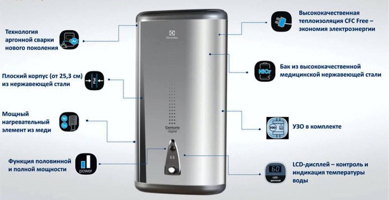 Выбор водонагревателя накопительного: основные рекомендации | тепломонстр