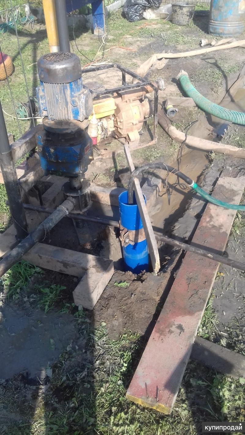 Бурение скважины на воду: все этапы своими руками, матчасть, процесс