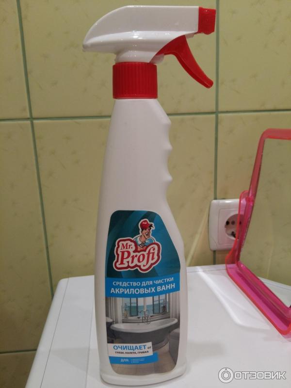 Акриловые ванны чем мыть - все о канализации