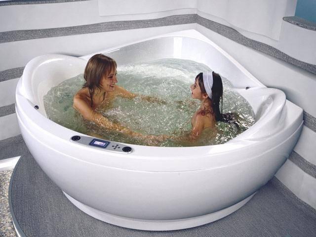 Ванны с гидромассажем: цена и отзывы