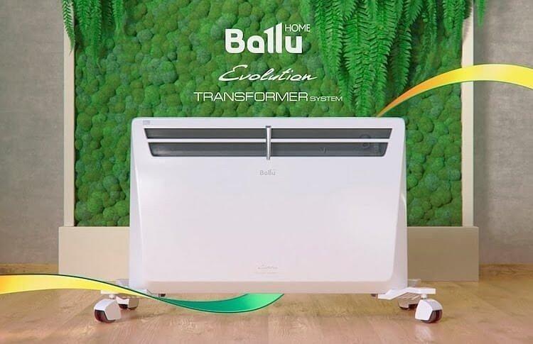 Электрические конвекторы ballu. конвектор ballu: обзор, описание, характеристики, виды и отзывы