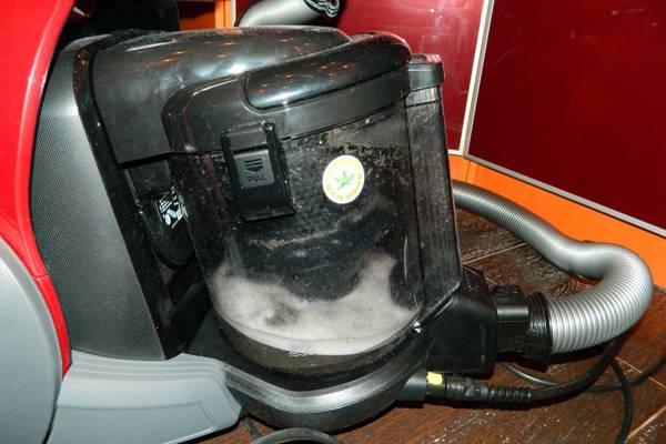 Пылесос «самсунг» моющий с аквафильтром vw9000: отзывы