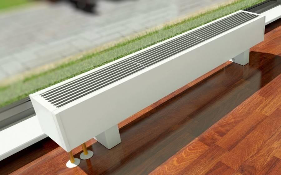 Топ лучших внутрипольных конвекторов отопления