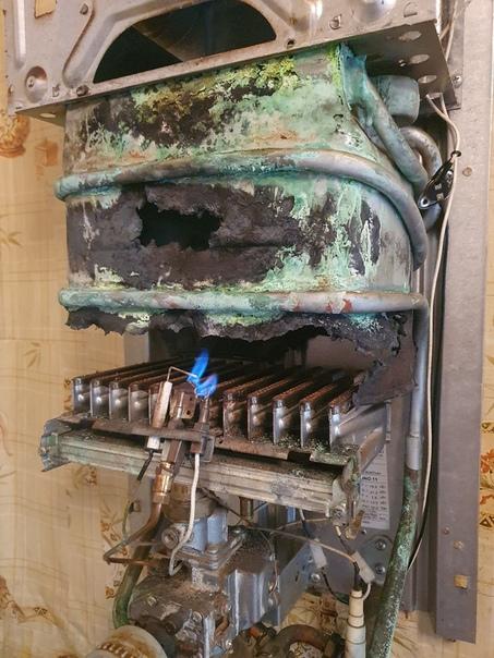 Ремонт газовой колонки своими руками: устраняем проблемы в колонке на дому