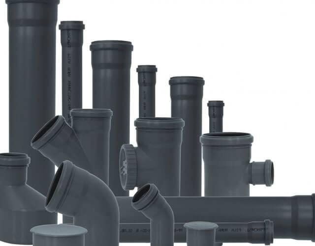 Где и как использовать гофрированную трубу в системе канализации