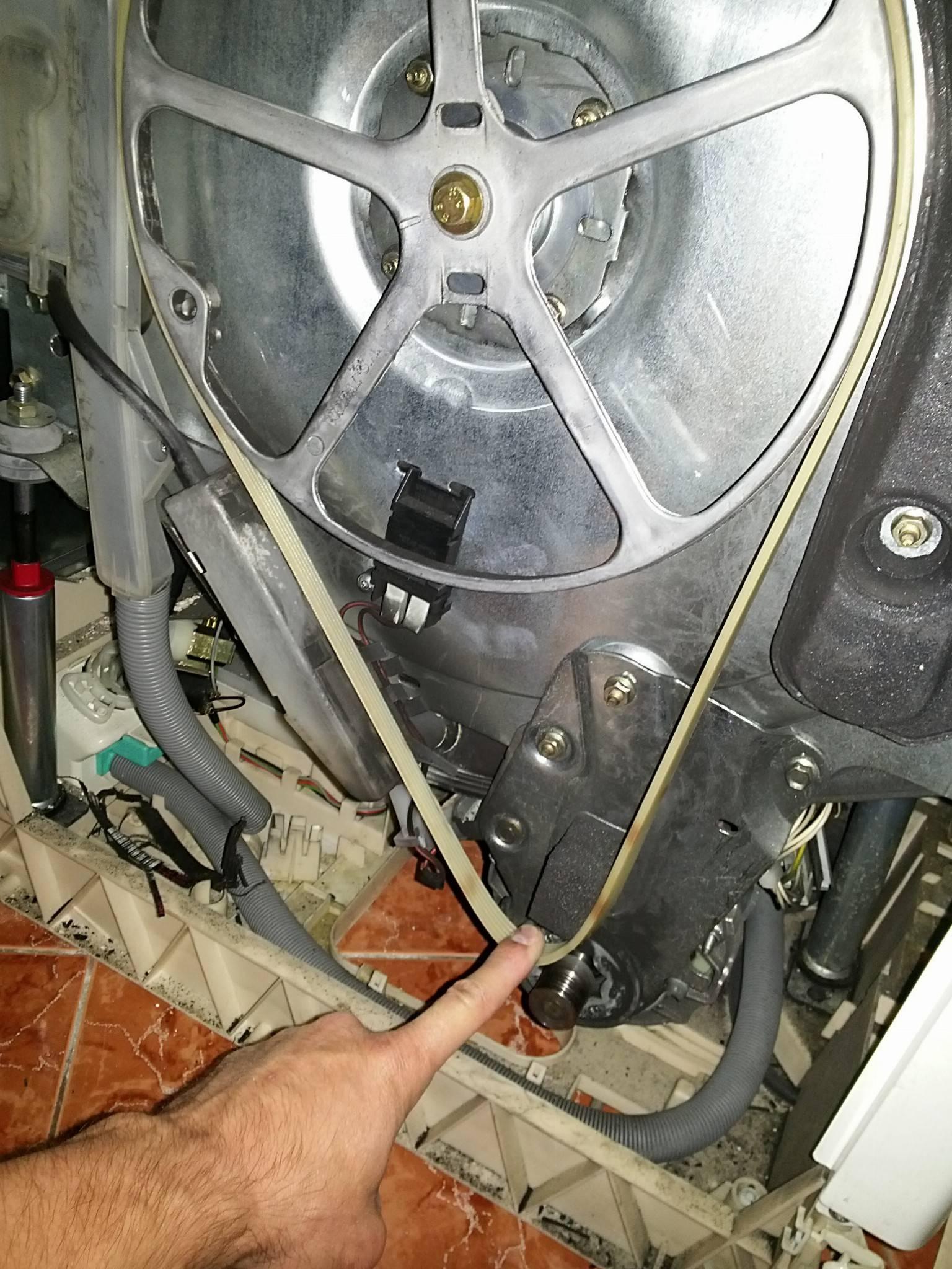 Не крутится барабан стиральной машины: 7 возможных причин + рекомендации по ремонту