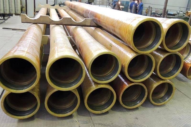 Стеклопластиковые трубы: особенности изделий, классификация