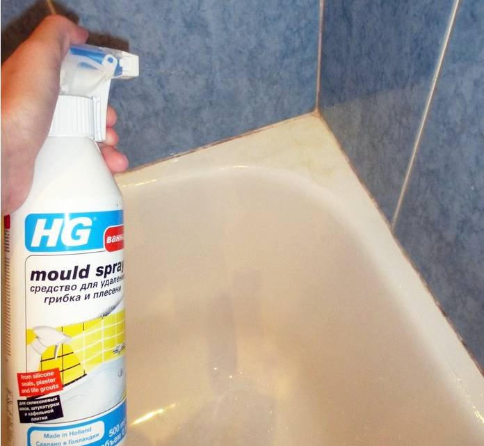 Как избавиться от плесени в ванной: 11 народных способов