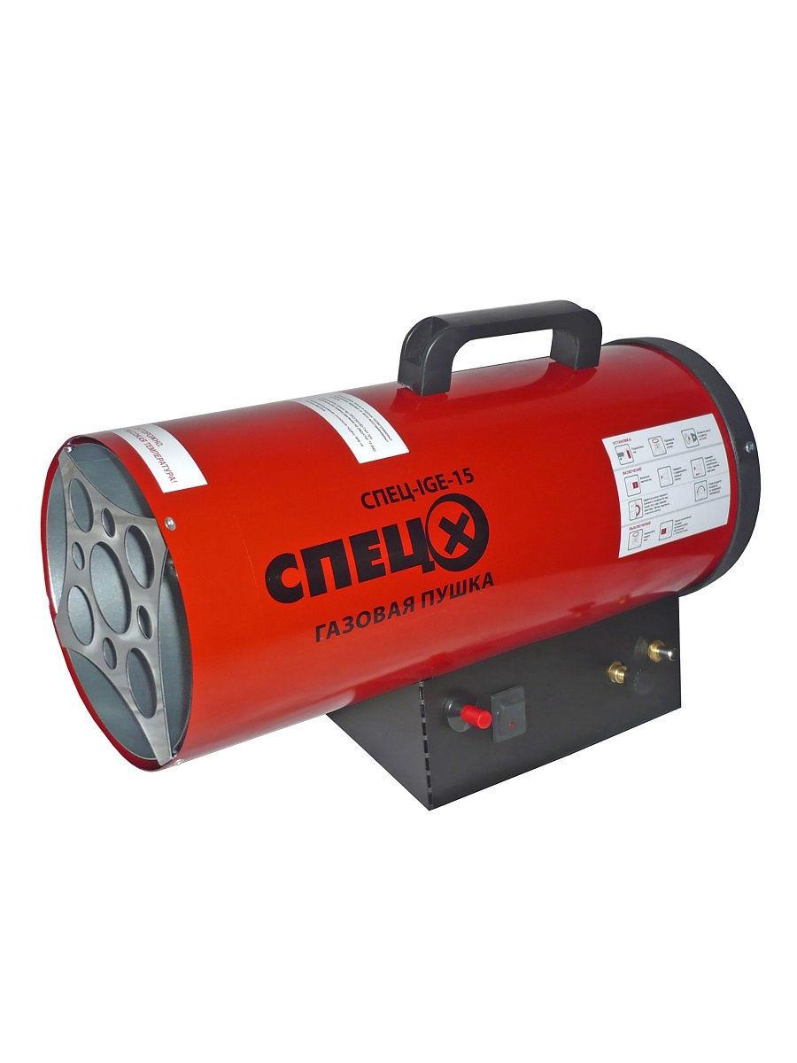 Тепловая пушка — лучший обогреватель для гаража или ремонтного бокса